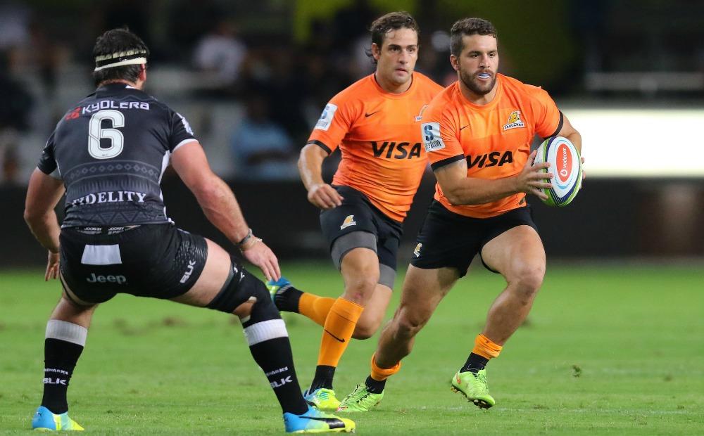 Joaquín Paz tuvo su bautismo en el Super Rugby. (Foto: UAR)