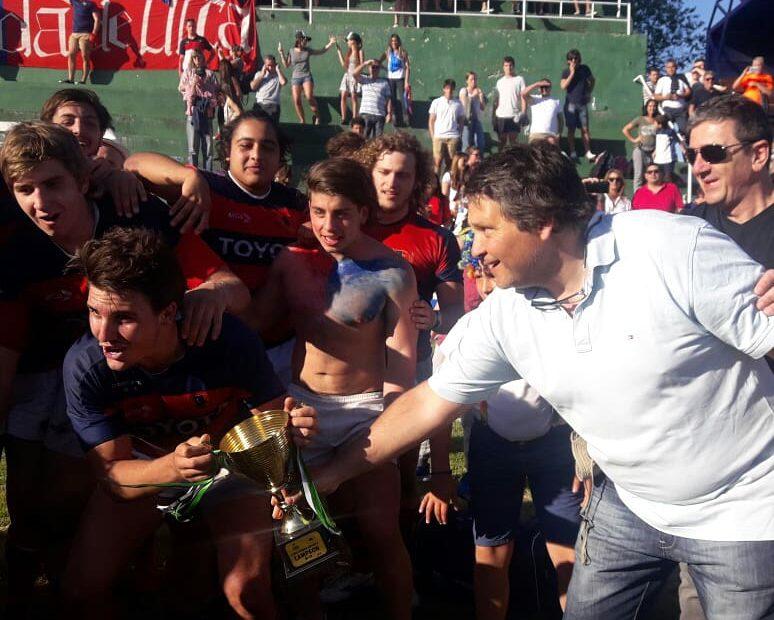tablada m19 campeon 2018