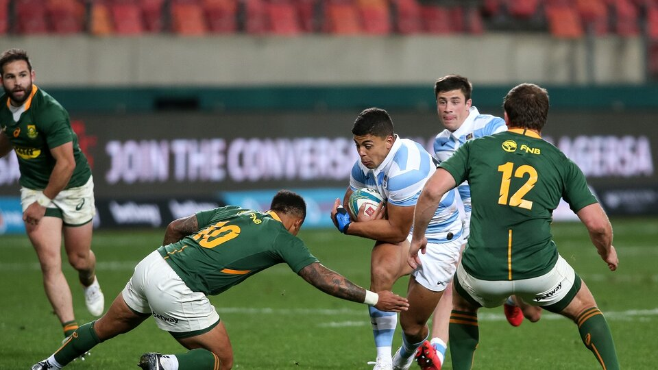 Rugby Championship: la agenda Puma