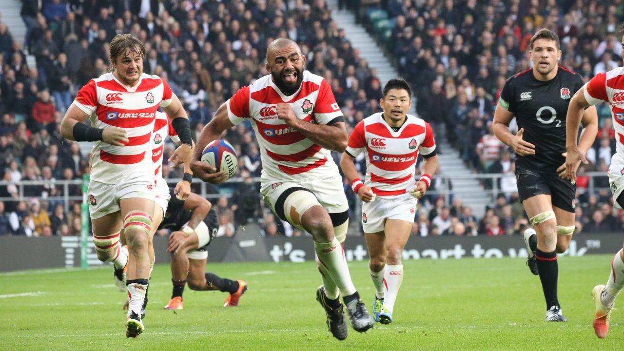 ¿Japón al Rugby Championship?
